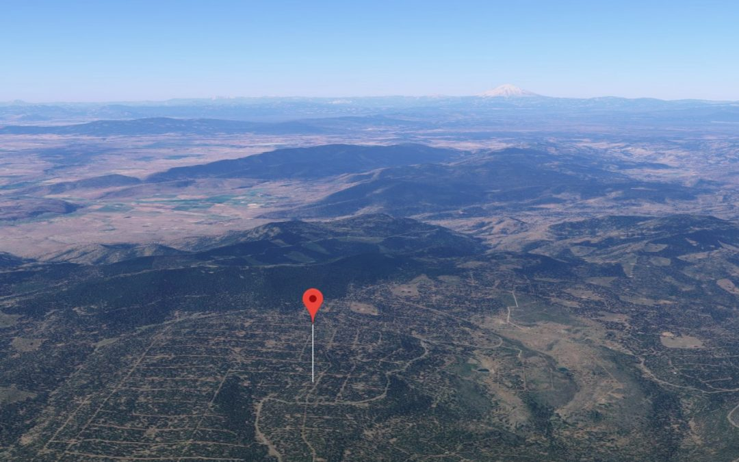 Mountain Land for Sale! 1.122 Acres in Northern California $3,697