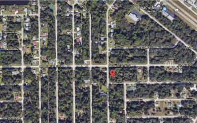 Beautiful South Florida Homesite, Large Corner Lot!